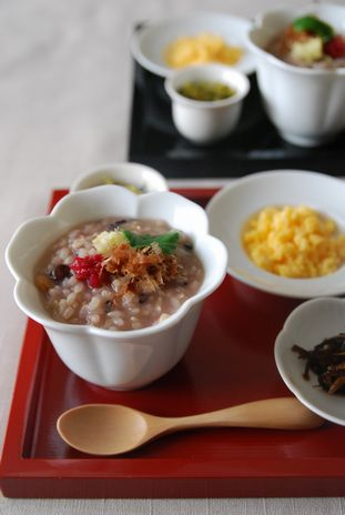 雑穀玄米粥3