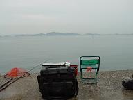 戸坂漁港前方