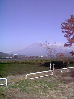 富士山~♪