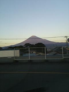 あかね富士