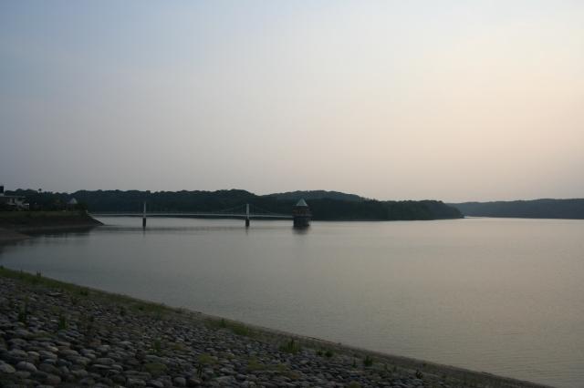 狭山湖(貯水塔)
