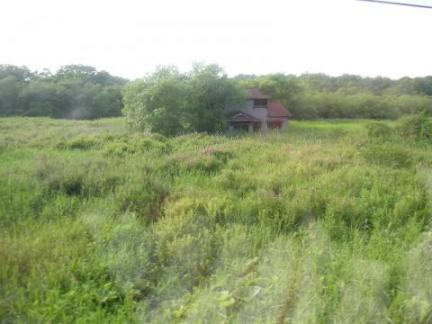釧路湿原謎の家