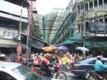 China townの大通り