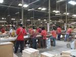 タイ国内の工場めぐり