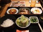 名古屋のあるレストランの定食