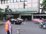 B hospital