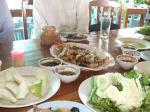 Esarn foor or Prachinburi food