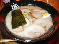 嵐げんこつチャーシュー麺(塩)