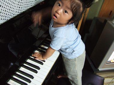 ピアノ♪♪