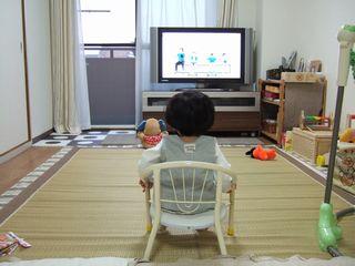 テレビ♪ テレビ♪