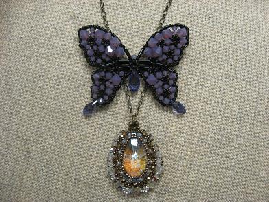 ドロップと蝶々2