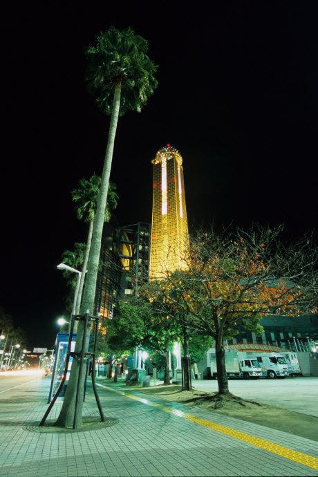 海峡夢タワー1(17-40mmF4L + RVP100)