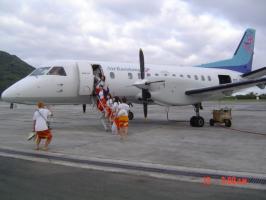 Go to Aitutaki