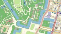 パレスホテル地図