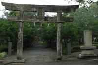 東郷神社_鳥居