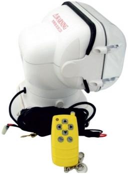 防水リモートコントロールサーチライト 横