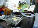油條と厚餅はここで作られる