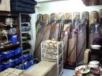 倉庫に行けば大物系の楽器もありますよ