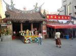 スーパー強力な縁結びの神様が祭られている「霞海城隍廟」