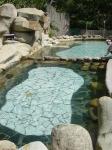 立派な温泉あり(水着着用)