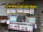 有名なサボテンアイスの店