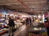 魚市場内部