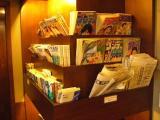 新聞や雑誌が