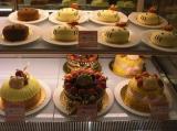 ケーキバリエーション豊富