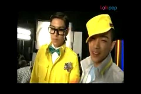 BigBang + 2NE1 - The Making of CYON Lollipop CF MV.mp4_000008608
