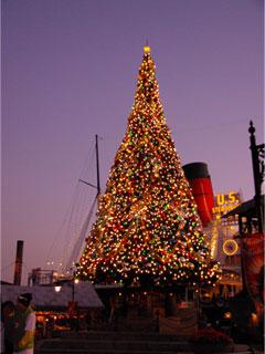 ハーバーサイドクリスマス