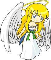 ちょっと育った天使