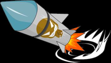ミサイルモグラ