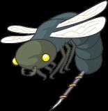 ぶっさし虫