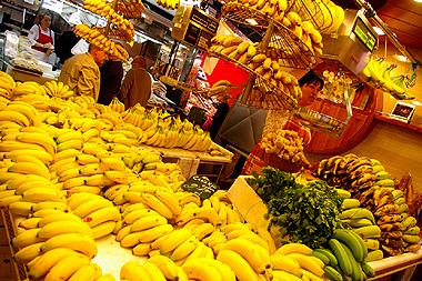 バナナだらけの画像