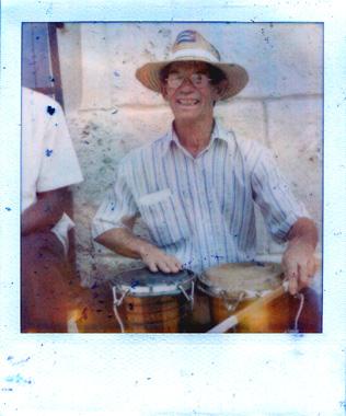 キューバー、ハバナで出会った老楽器奏者
