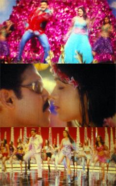 南インド映画の画像