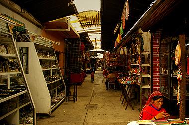 メキシコシティの土産物屋街の画像その2