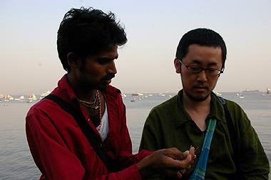 インドの耳かき屋とオスダルの画像