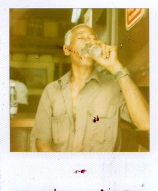 ハバナの酔っ払い親父の画像