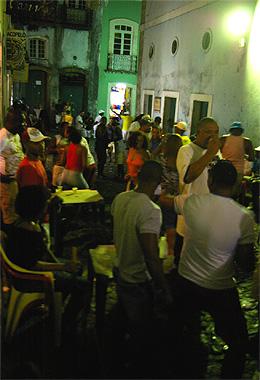 サルバドールで週末行われるパーティの画像その2