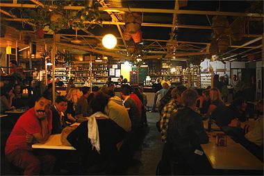 セビーリャの隠れフラメンコの店の画像