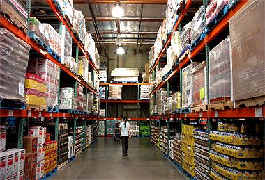 ロサンゼルスのスーパーの画像