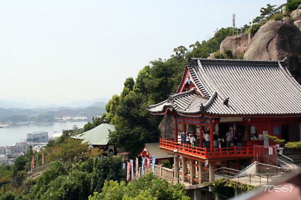 千光寺 本堂1