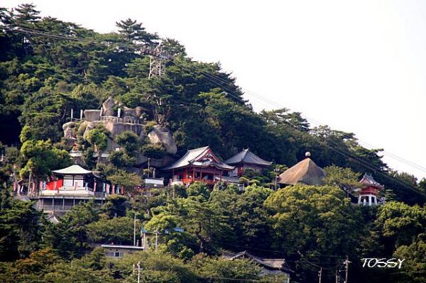 千光寺全景