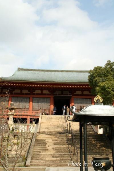 太山寺本堂