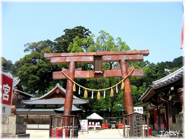 由加神社1