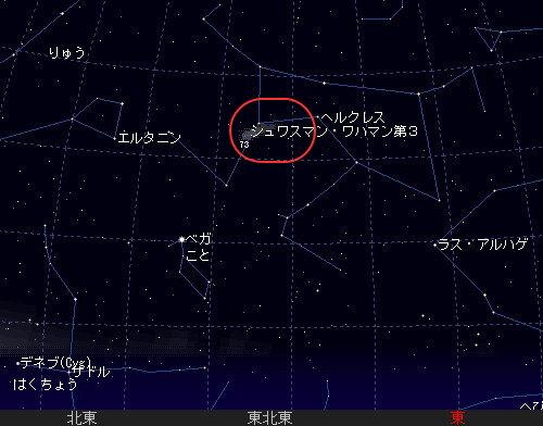 5-5 22時彗星