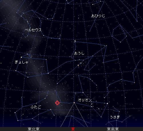 2006 10 21 オリオン座流星群