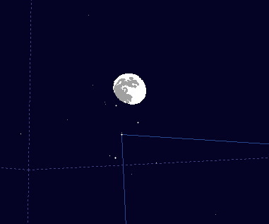 2006 12 31 スバル食と行く年来る年星図1