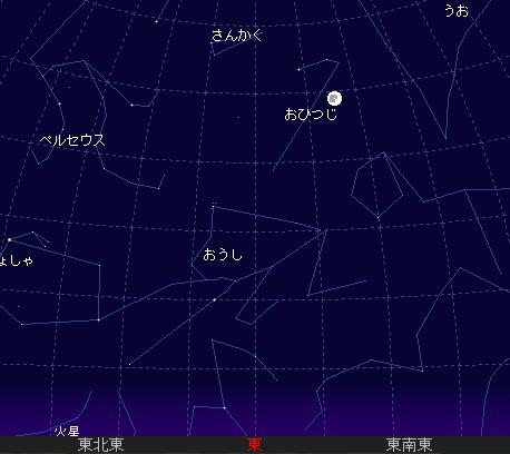 2007 10 26 大きな満月星図